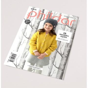 Catalogue 674 phildar