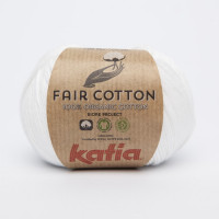 Fair Cotton coton Katia