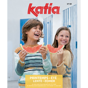 Catalogue Enfant N°89  Katia