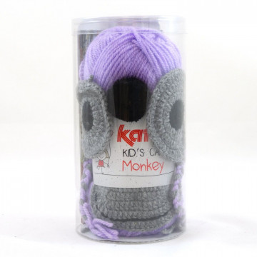 Kit Bonnet Monkey de Katia