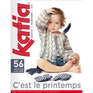 Catalogue Katia N°64 Layette 2013