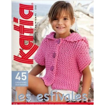Catalogue Katia n°65 printemps /été   2013