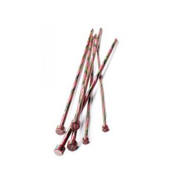 Aiguilles Knit Pro  40cm en bois de bouleau