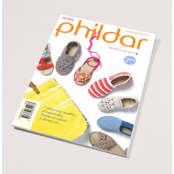 Mini catalogue 594 Phildar