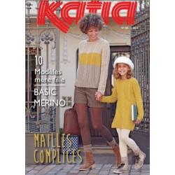 Edition spéciale en  Basic Mérino de Katia