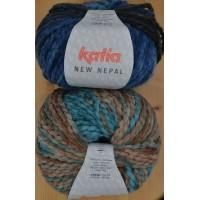 New Népal Laine Katia