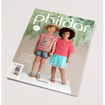 Mini catalogue 670 Phildar