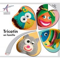 Tricotin en famille 40 Modèles