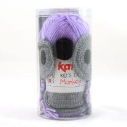 Kit Bonnet Monkey de Katia