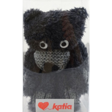 Kit écharpe Teddy Bear