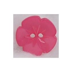 Bouton fleur givrée